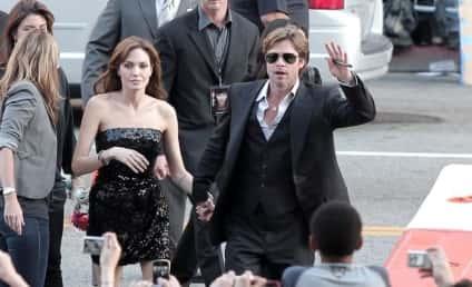 "Bosnian Protesters Decry ""Ignorant"" Angelina Jolie"