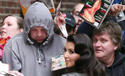 Kim Kardashian and Carmen Electra Dish on Disaster Movie