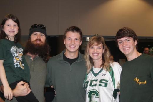 Jase Robertson, Family