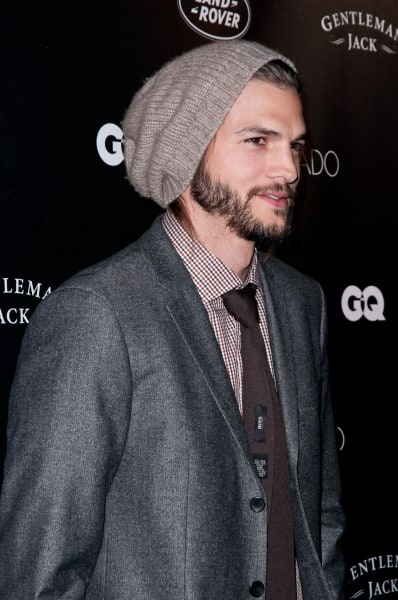 Ashton Kutcher Red Carpet Pic