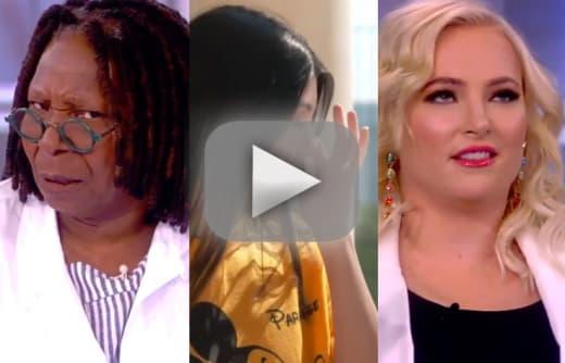 Meghan mccain attacks kourtney kardashian for crying about her 4