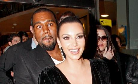 Kim Kardashian and Kanye West: Expecting