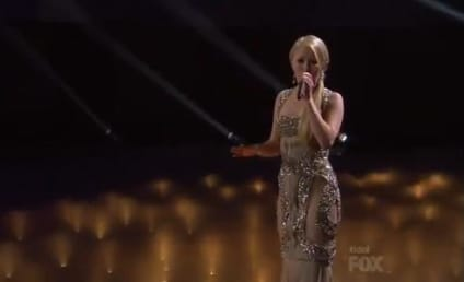 """Hollie Cavanagh Proves """"The Power of Love"""" on American Idol"""