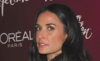 Rumor of a Rumer: Was Daughter Present During Demi Moore Smoking Session?
