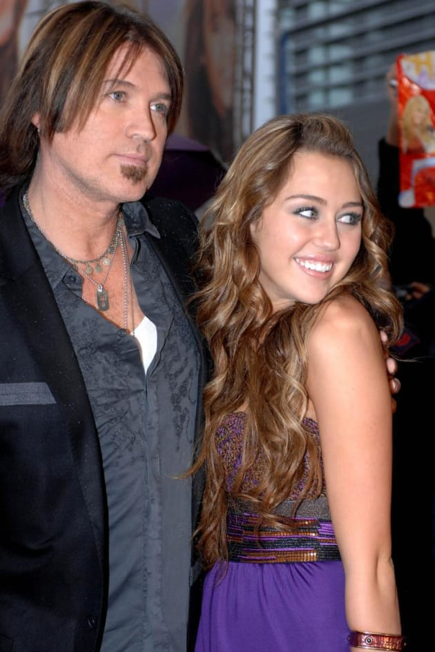 Smile, Billy Ray!