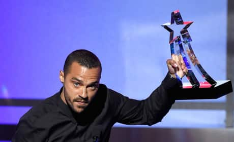 Jesse Williams BET Awards Speech