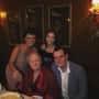 Hugh Hefner and Family