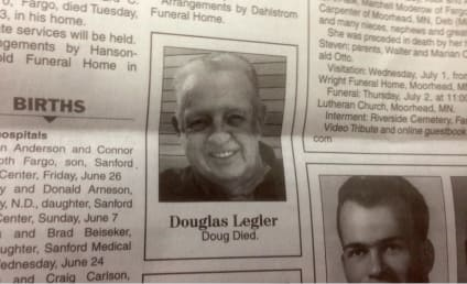 Greatest Obituary Ever is Only 2 Words Long