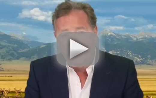 Piers morgan whines megan markle is a liar who canceled me