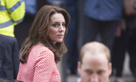 Prince William and Kate Middleton Visit XLP Project
