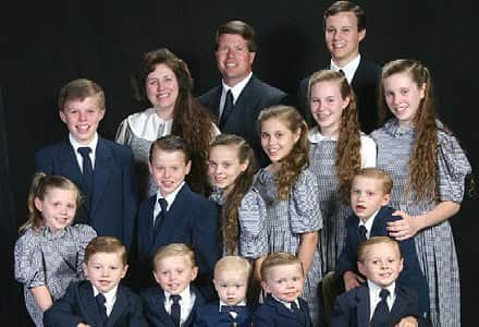 So Many Duggar Kids