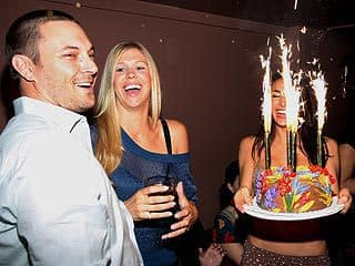 Kevin Federline's Birthday Party