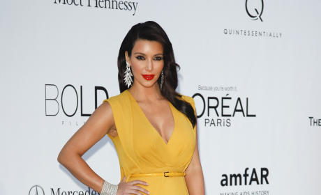 Kim in Cannes