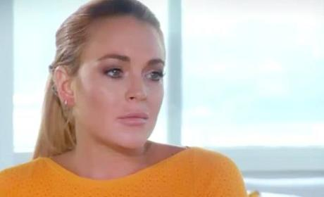 Lindsay Lohan - I Wanted to Go to JAIL!