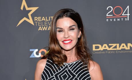Janice Dickinson Attends the 4th Reality TV Awards