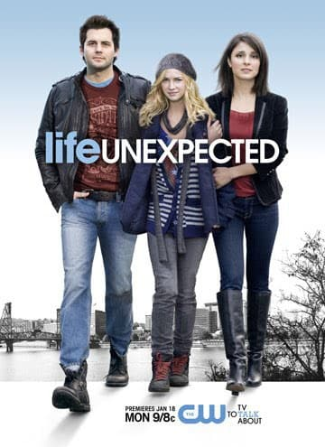 Life Unexpected Poster