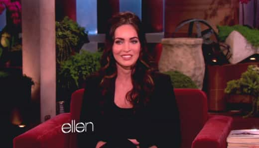 Megan Fox Ellen Interview