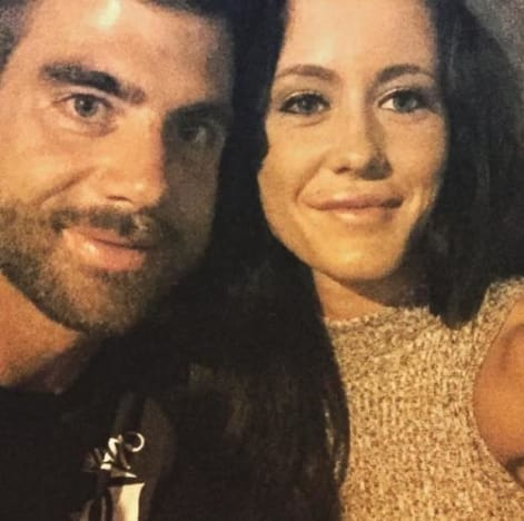 Jenelle Evans and David Eason Photo