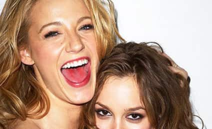Gossip Girl Cast Gets Down, Dirty in Rolling Stone