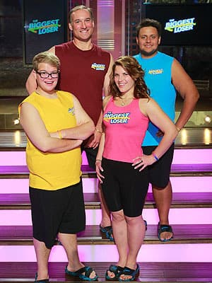 The Biggest Loser Finalists