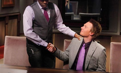 Arsenio Hall won, but Clay Aiken is Celebrity Apprentice's ...