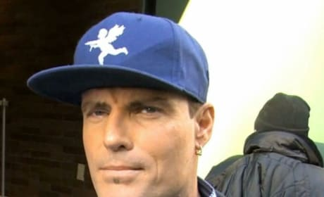 Vanilla Ice Photograph