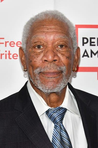 Morgan Freeman Snapshot