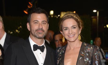 Jimmy Kimmel, Wife