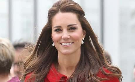 Kate Middleton Pregnant With #2?