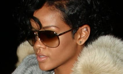 Rihanna: Just Living Her Life