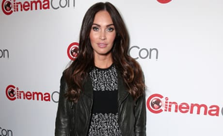 Megan Fox at CineCon