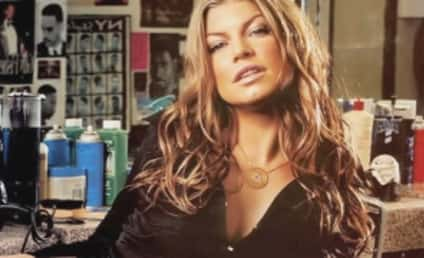 Fergie on Christina Aguilera: Peeps Get Nervous!