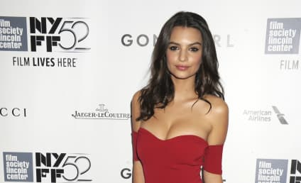 Emily Ratajkowski on Gone Girl Sex Scene: Super Weird!