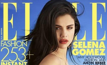 Selena Gomez Covers Elle, Gushes Over Justin Bieber
