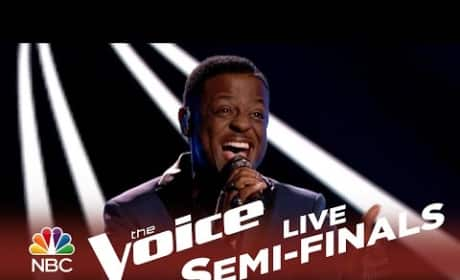 Damien - I Don't Want to Wait (The Voice Semifinals)