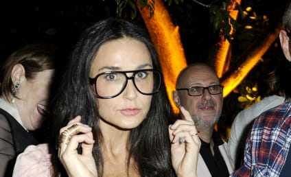Harry Morton: Dating Demi Moore?!?