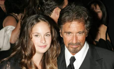 Julie and Al Pacino