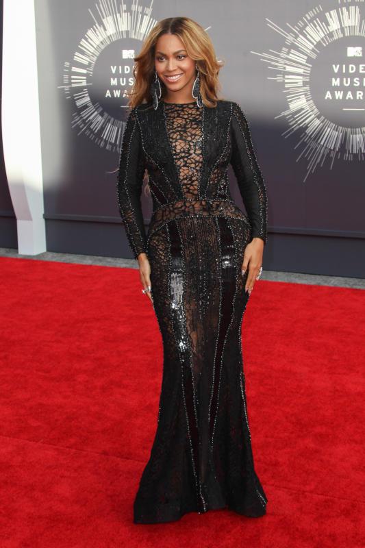 Beyonce at 2014 VMAs