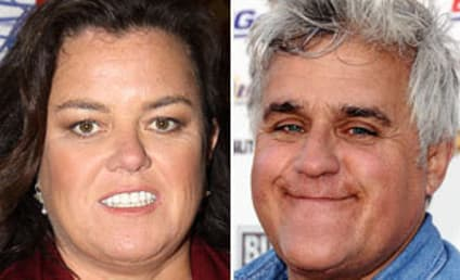 Rosie O'Donnell Tears Into Jay Leno
