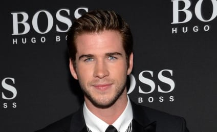 Liam Hemsworth Walks Red Carpet, Remains Mum on Miley