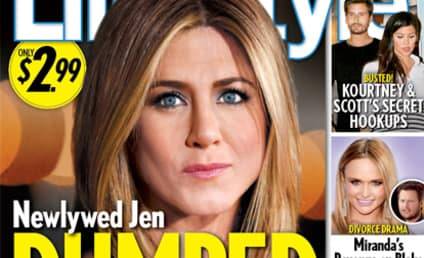 Jennifer Aniston: Dumped After 21 Days of Marriage?!?