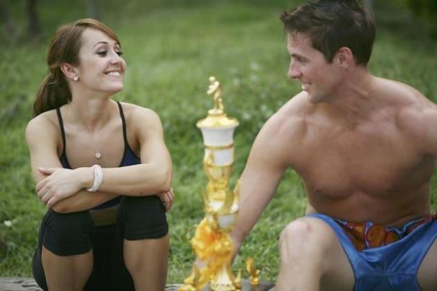 Ashley and Blake