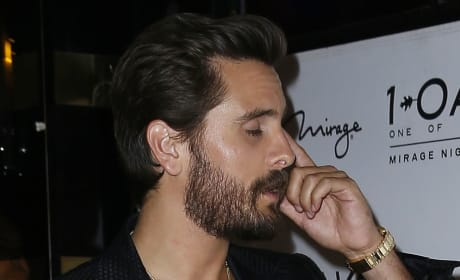 Drunk Scott Disick