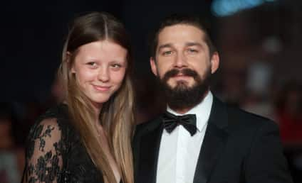 Shia LaBeouf-Mia Goth Fight Caught on Tape: WATCH!