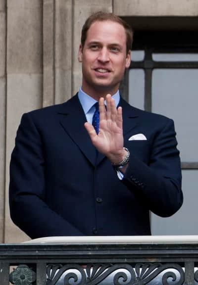 Prince William Waves