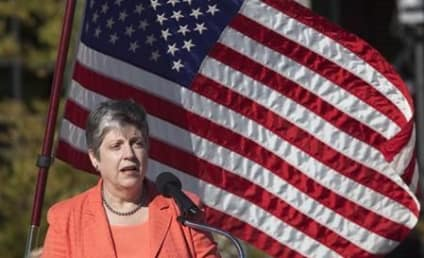 "Janet Napolitano Warns of ""Cyber 9/11,"" Imminent Domestic Threat"