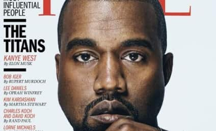 Kanye West and Kim Kardashian Headline Time Magazine's Most Influential People List