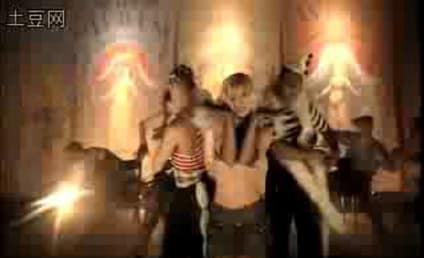 """Britney Spears: The """"Circus"""" Music Video"""