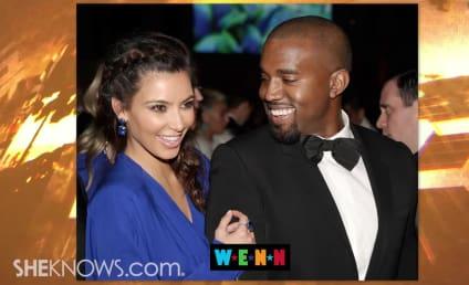 Kim Kardashian and Kanye West: Wedding Location Hunting in Paris!