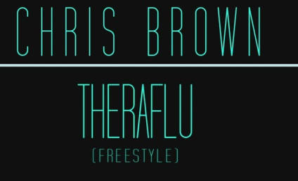 "Chris Brown ""Theraflu"" Remix: A Swipe at Rihanna?"